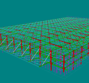 建築の品質向上をめざす新しいワークフロー、BIM(Building Information Modeling)設計。