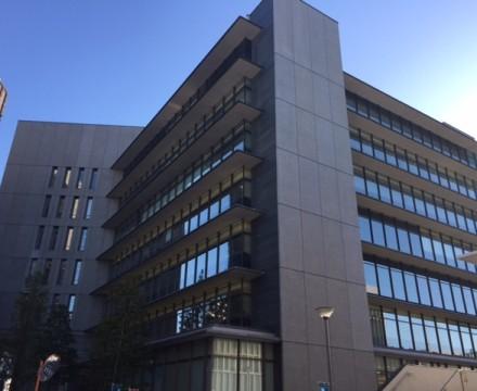 福岡大学新中央図書館棟