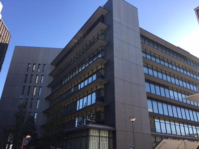 福岡大学新中央図書館棟 image1