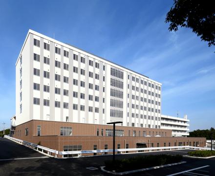 飯塚市立病院本館
